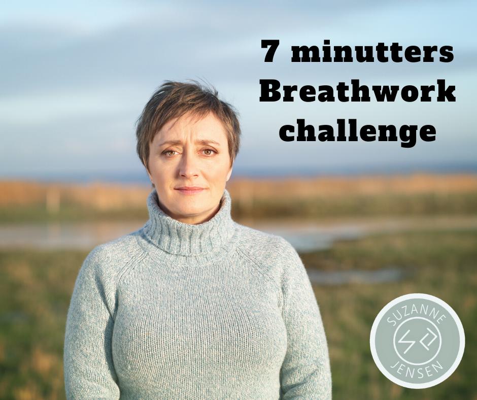 7 minutter breathwork challenge